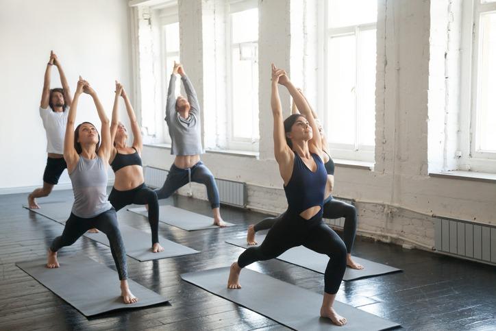 ¿Sabes Cuales son los Beneficios del Yoga?
