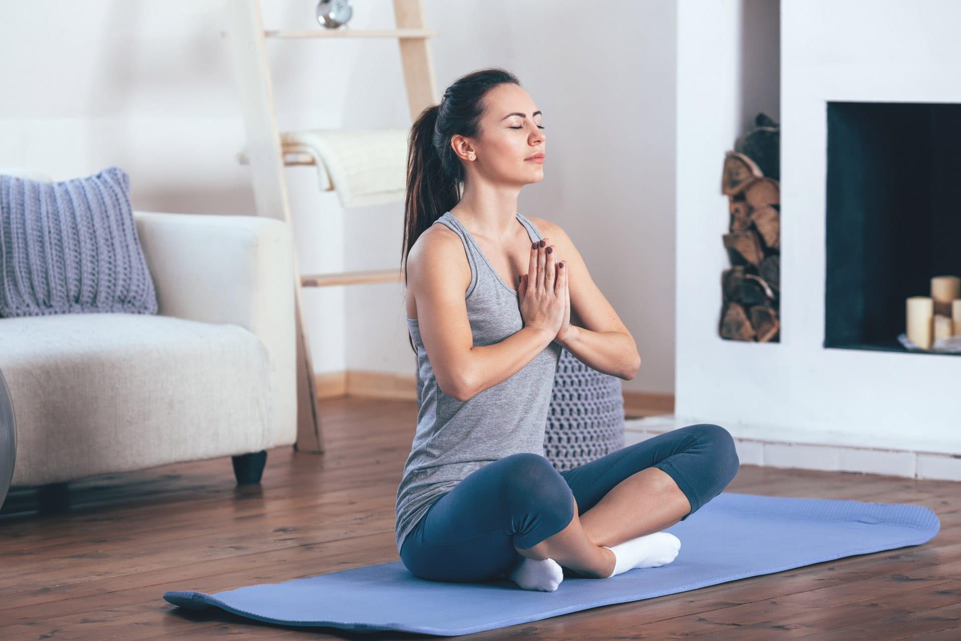 Los Mejores Consejos de Yoga en Casa